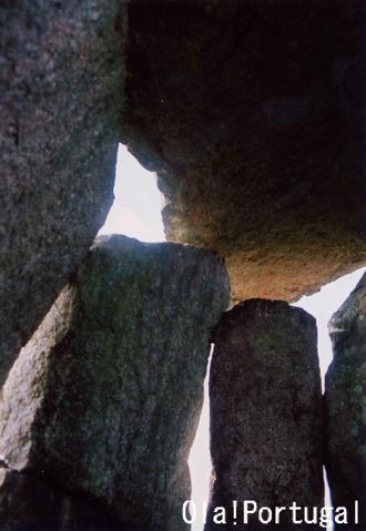 ポルトガルのアンタ(ドルメン、支石墓)