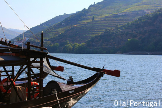 ポルトガル旅行記:Pinhao ピニャン