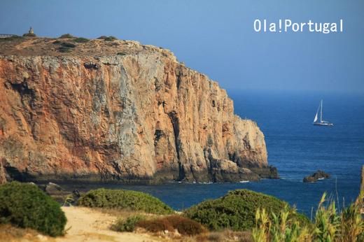ポルトガル旅行記:Sagres サグレス(サン・ヴィセンテ岬)