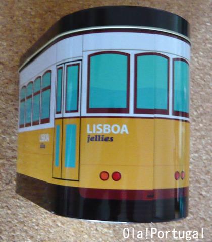 ポルトガル土産(リスボン市電)