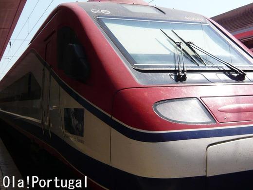 ポルトガル国鉄 特急アルファ