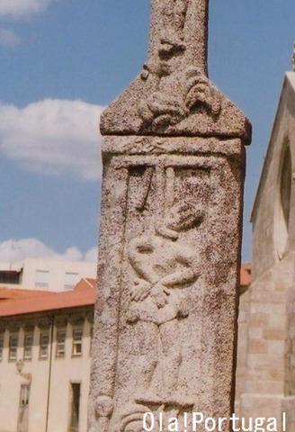 セニョール・ド・ガロの十字架 Cruzeiro do Senhor do Galo
