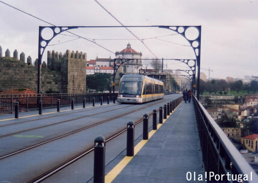 ポルトガルの路面電車:ポルトのメトロ