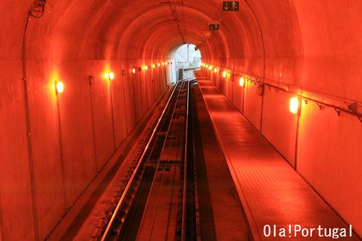 ポルト:Funicular フニクラール(ケーブルカー)に乗ってみた