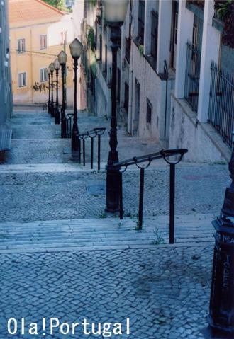 世界ふれあい街歩き:リスボン街歩き
