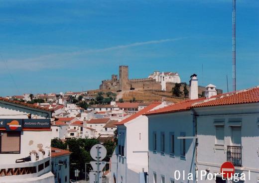ポルトガル旅行記:Arraiolos アライオロス