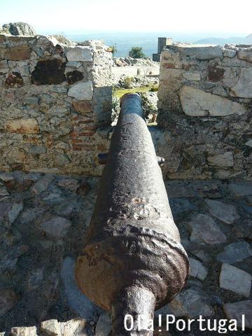 ポルトガル城跡巡り:マルヴァン城