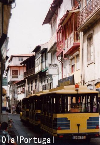 世界遺産の町:トマール