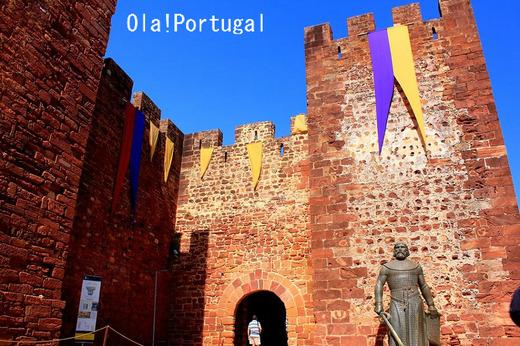 Castelo de Silves カステロ・デ・シルヴェス(シルヴェス城)
