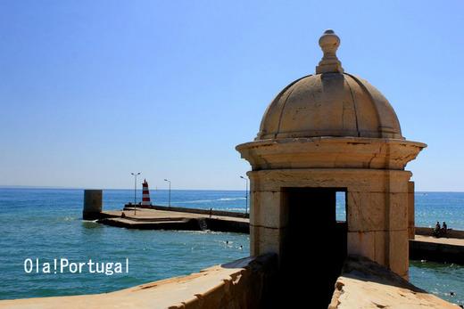 ポルトガル旅行記:Lagos ラゴス(パンデイラ要塞)