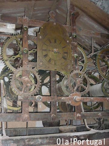 時計じかけのオレンチ(ポルトガル・リスボンの教会)