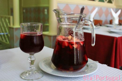 ポルトガルのワイン:Sangria サングリア