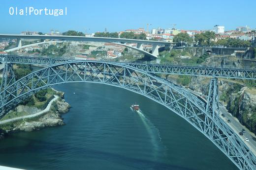 ポルトガルの車窓から:ポルト