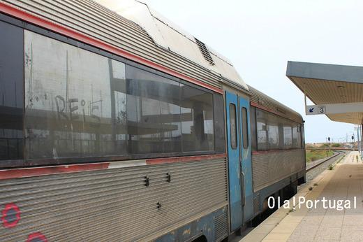 ポルトガル・ローカル列車の旅:リスボン~ラゴス