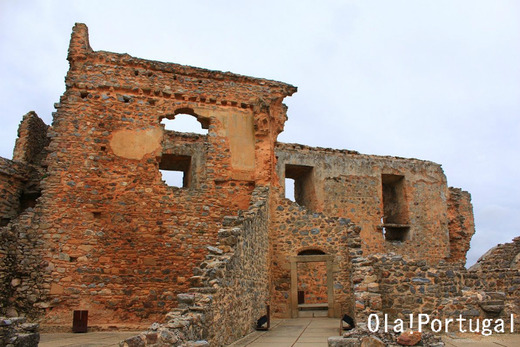 Palacio de Cristovao de Moura, Castelo Rodrigo