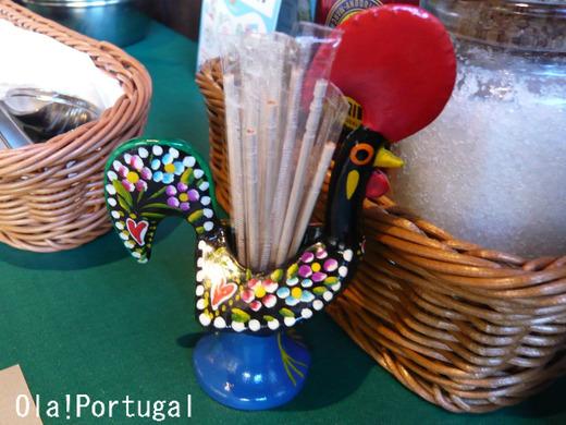 ポルトガル幸運のシンボル・ガロ