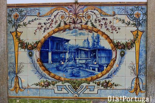 ポルトガルの伝統建築:エスピゲイロ(高床式倉庫)