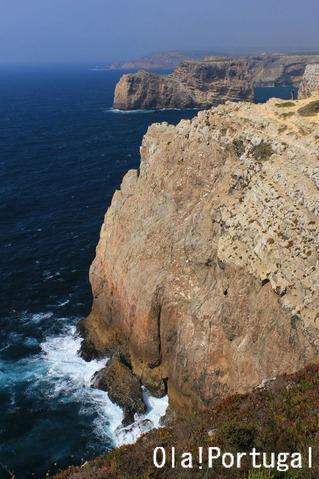 ポルトガル旅行記:ユーラシア大陸最西南端サン・ヴィセンテ岬