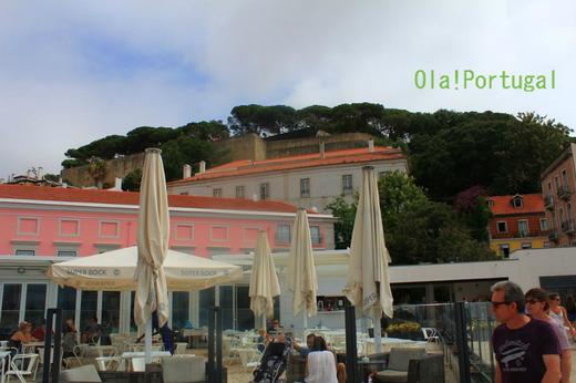 リスボン旅行記:サン・ジョルジェ城への行き方
