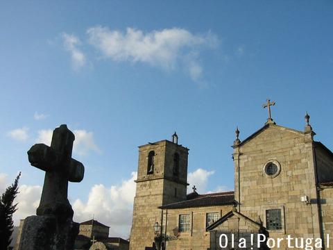 サンチャゴ巡礼ポルトガルの道(バルセロス)