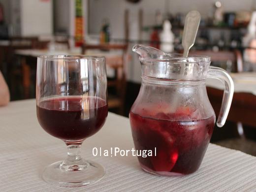 ポルトガル料理:ポルトガルのお酒 Sangria サングリア