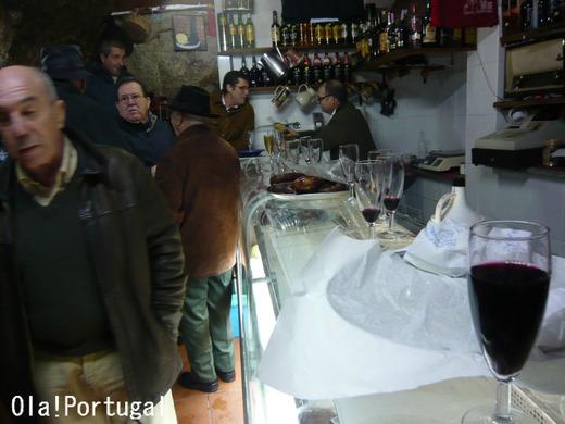 ポルトガルワインとチーズを堪能