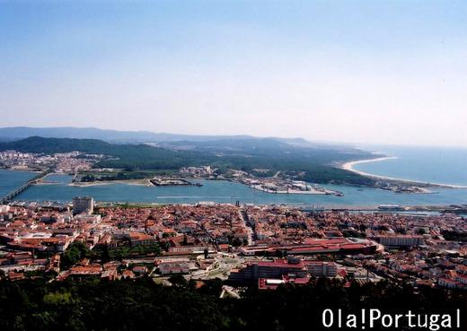 リマの女王:ヴィアナ・ド・カステロ(ポルトガル)