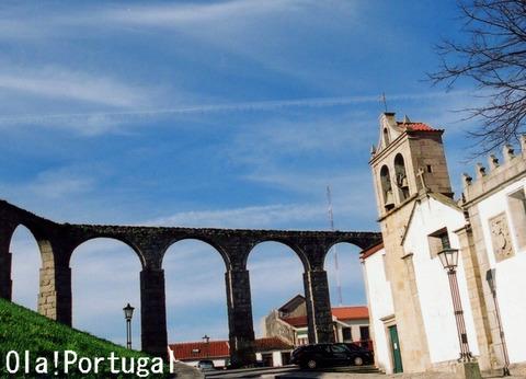 サンティアゴ巡礼:ポルトガルの道(ヴィラ・ド・コンデ)