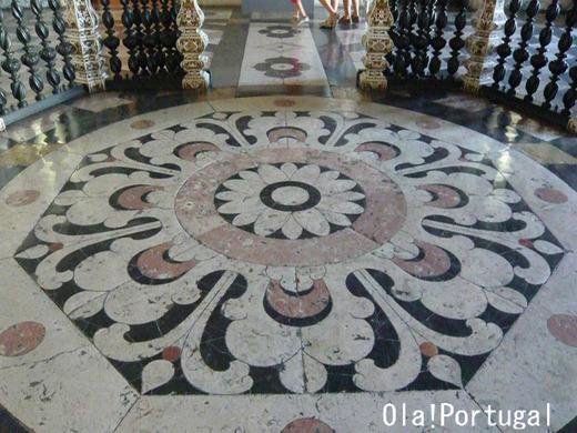アフォンソ4世も眠るポルトガル王家の霊廟
