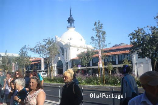 ポルトガル旅行記:リスボンのリベイラ市場