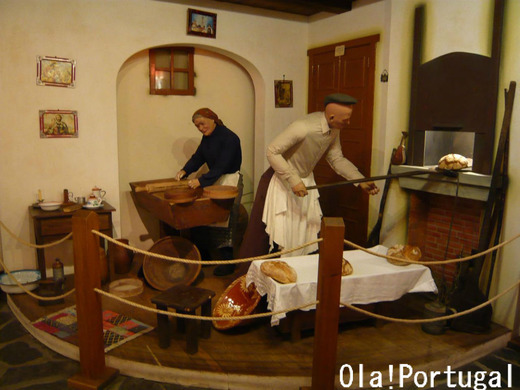 ポルトガルの博物館・美術館:パン博物館(セイア)