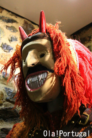 Museu Iberico da Mascara e do Traje (Braganca)