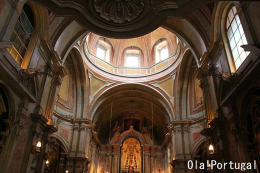 リスボン・縁結びの神様:サン・アントニオ教会