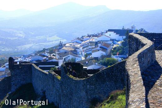 ポルトガル・アレンテージョ地方の旅:マルヴァオン