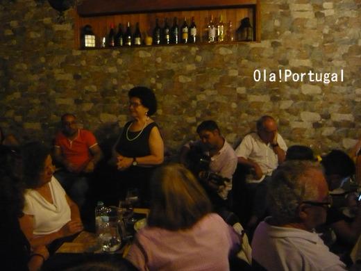 ポルトガル・リスボン(アルファマ)のファドレストラン