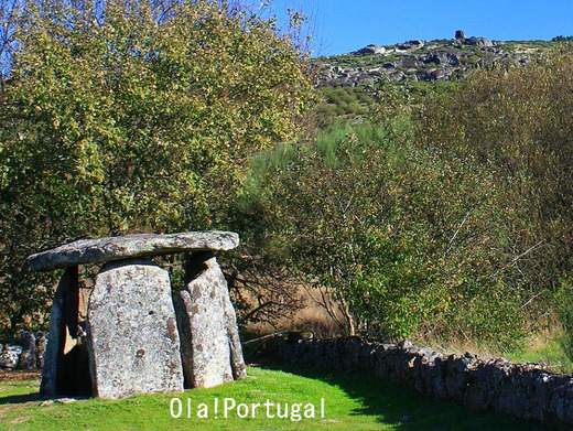 ポルトガルの巨石遺跡:メンヒル、ドルメン、クロムレック