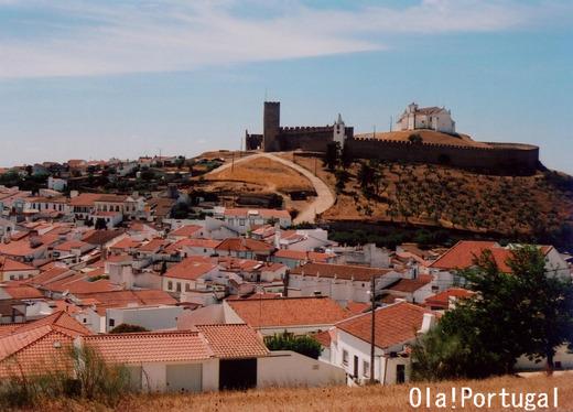 Castelo de Arraiolos, Alentejo, Portugal