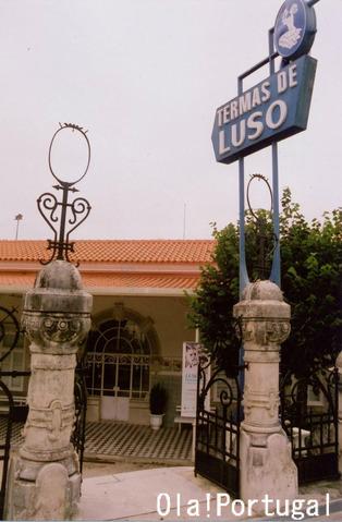 Termas de Luso ルーゾ鉱泉(サン・ジョアンの泉)