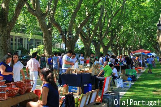 ポンテ・デ・リマのフェスティバル