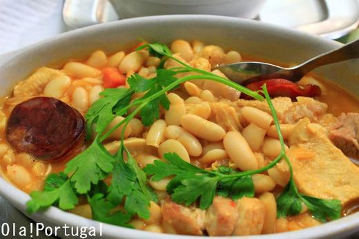 ポルトガル料理:トリパス・ア・モーダ・ド・ポルト