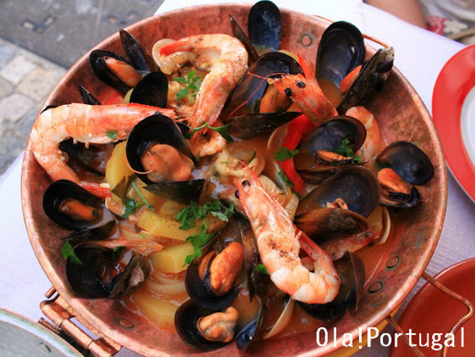 ポルトガル料理:カタプラーナ