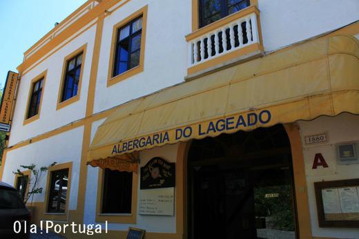 ポルトガル旅行記:Caldas de Monchique カルダス・デ・モンシーク