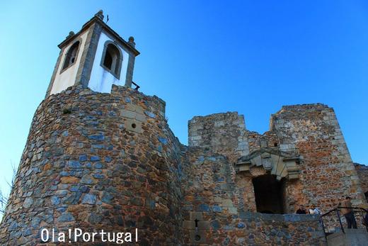 ポルトガル古城・城跡巡りの旅:Castelo Rodrigo カステロ・ロドリゴ