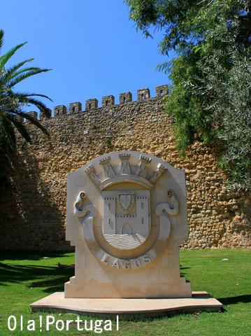 ポルトガル古城巡り:Castelo de Lagos カステロ・デ・ラゴス