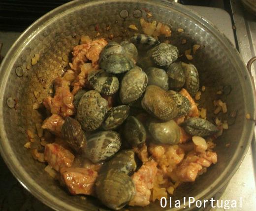 ポルトガル料理を作ろう!