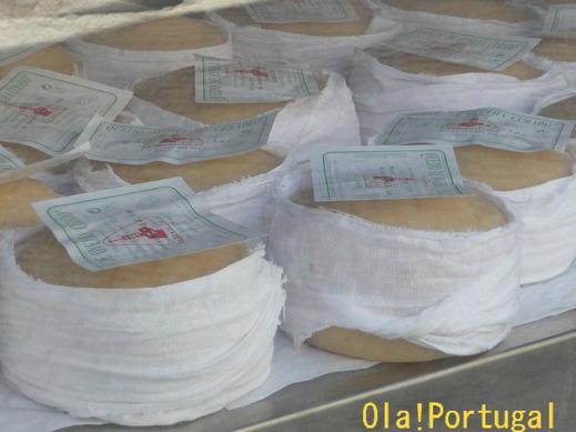 ポルトガルのチーズ:Serra da Estrela セラ・ダ・エストレラ