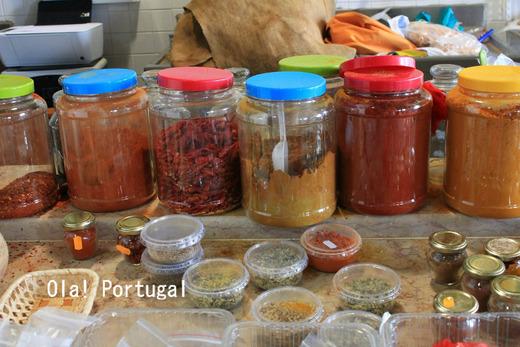 ポルトガル大航海時代を支えたスパイス:Lagos ラゴスの市場