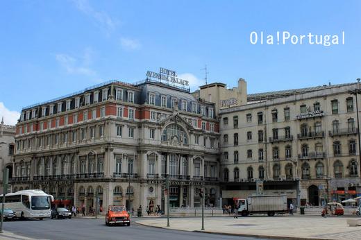 ポルトガル・リスボン旅行記:Ola! Portugal