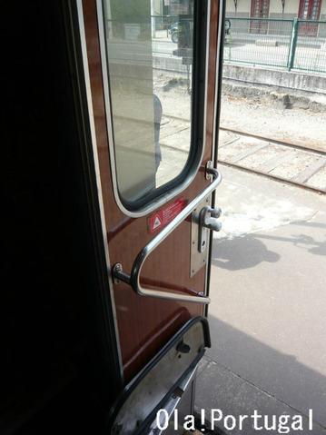 ポルトガルの鉄道旅行