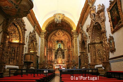 ポルトガル旅行記:ファーロのカルモ協会